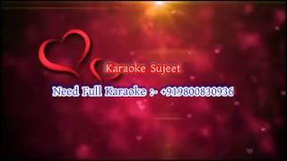 Hum Unse Mohabbat Karke Karaoke | Kumar Sanu, Sadhana Sargam | Gambler | Govinda, Shilpa Shetty