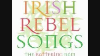 Irish Rebel Songs The Battering Ram -