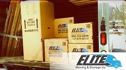 Elite Moving & Storage Packing Services
