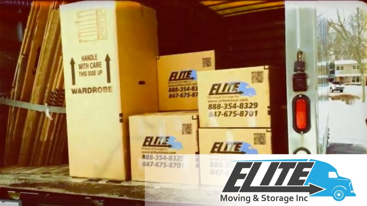 Elite Moving U0026 Storage Packing Services