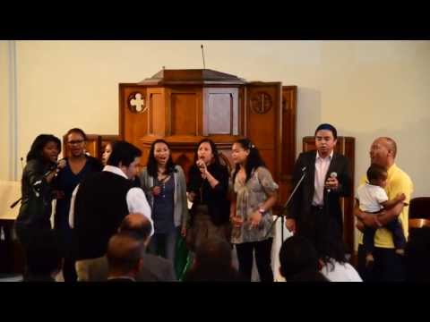 Blessing of Abraham - Donald Lawrence (cover) 23/06/2013