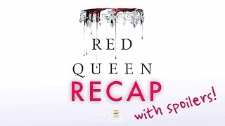 Red Queen Series Recap | Team Epic Reads Explains Everything You Need to Know