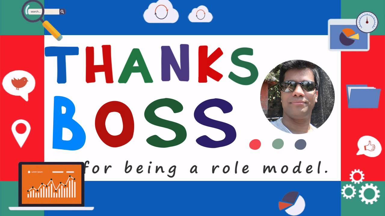thank you boss thank you boss