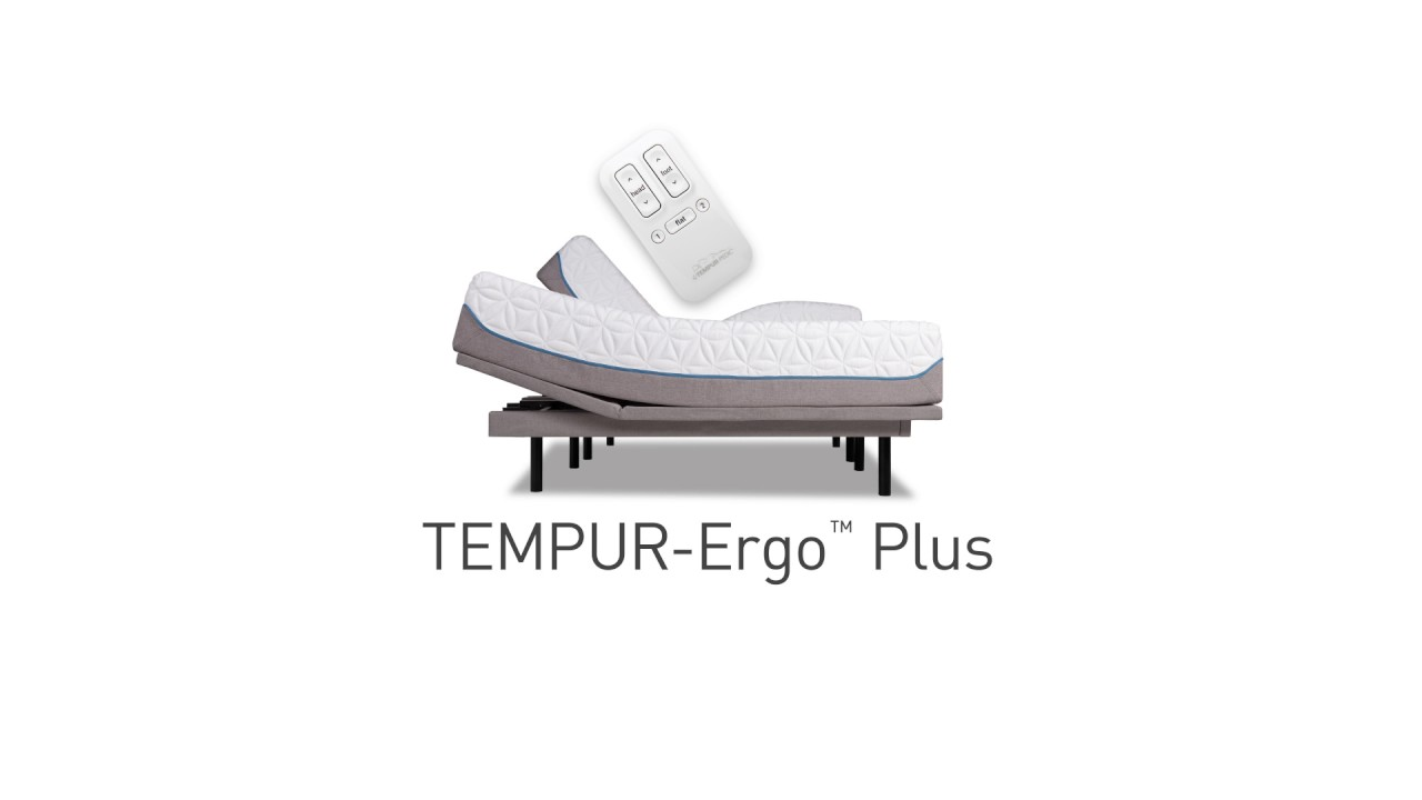 Tempur Pedic Ergo Adjustable Bases   Cloud Collection