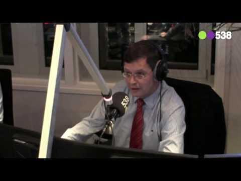 Jan Peter Balkenende in de Frank en Vrijdag Show @538