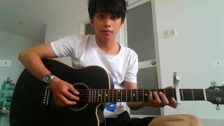 Thương Em Hơn Chính Anh - Đếm Ngược Đếm Xuôi - Jun Phạm - Hạnh Kenny Guitar Cover Đình Khánh