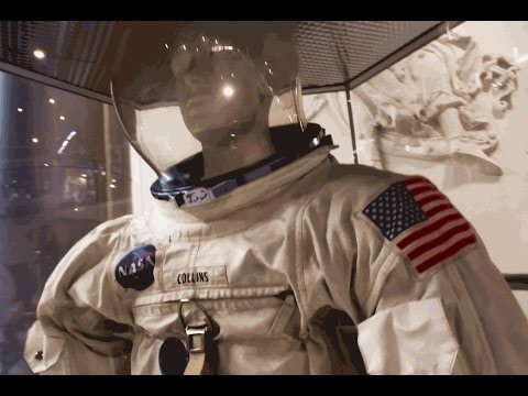 Moscow . Memorial Museum of Cosmonautics. Part 3