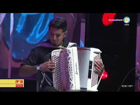Chango Spasiuk y Santhyago Rios - Herencia Montielera - Festival Nacional del Chamamé