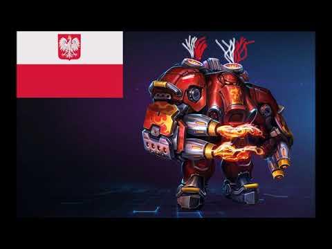 Firebat Blaze Quotes PL - Heroes Of The Storm