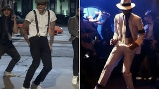 vuclip Chris Brown and Michael Jackson (Greatness of Dancing Mash Up Mix)