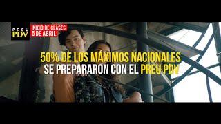 El 50% de los Máximos Nacionales se preparó en el Preu PDV