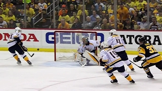 Ekholm scores unfortunate own goal after unlucky bounce