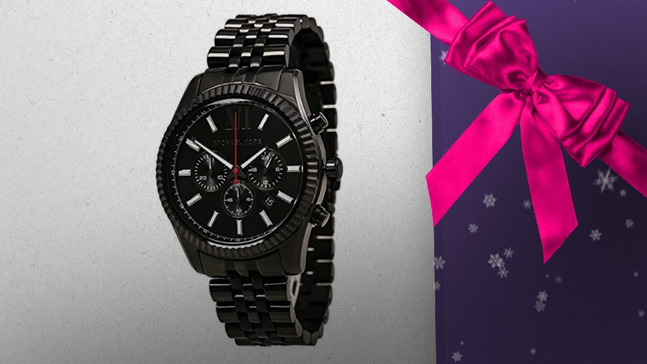 Top 10 Michael Kors Mens Watches Countdown To Christmas 2018