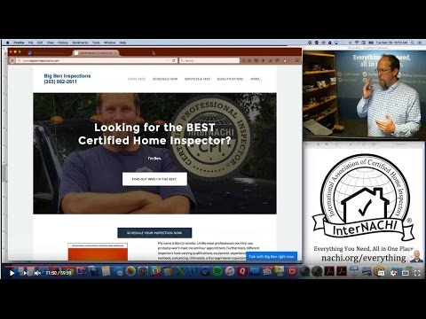 How to Build a Killer Inspection Website at No Cost