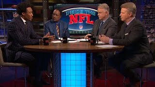 NFL Wild Card Weekend Preview | INSIDE THE NFL