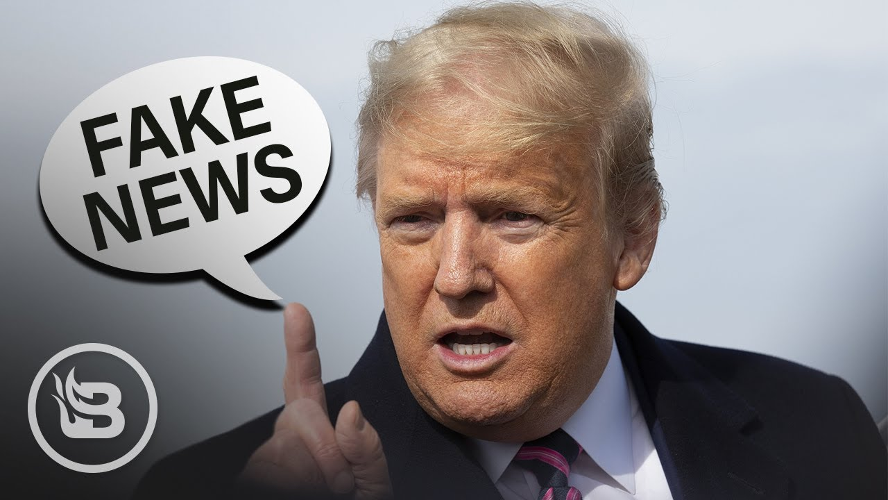 "Trump: I Use Social Media to ""Fight the Fake News"""