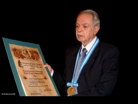 Julio Fausto Aguilera: el Poeta de la Patria