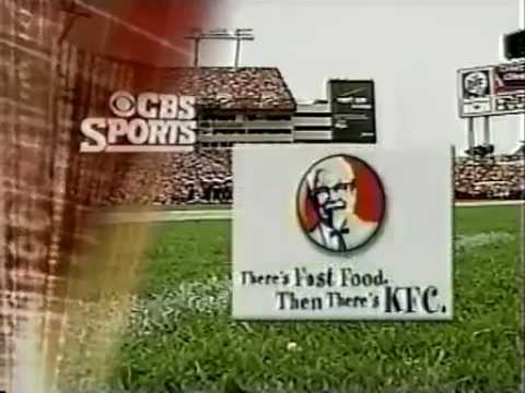 2001 NFL on CBS Promo 6