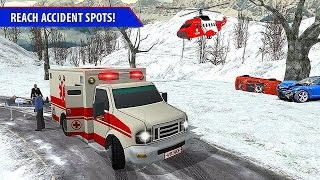 911 Emergency Ambulance Driver - Android Gameplay