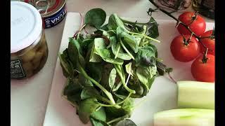 Самый вкусный салат в мире!рецепт!Всем доброе утро