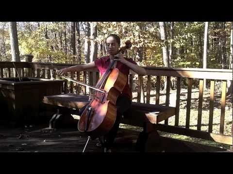 Metallica nothing else matters cello