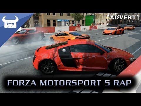 FORZA MOTORSPORT 5 RAP | Dan Bull