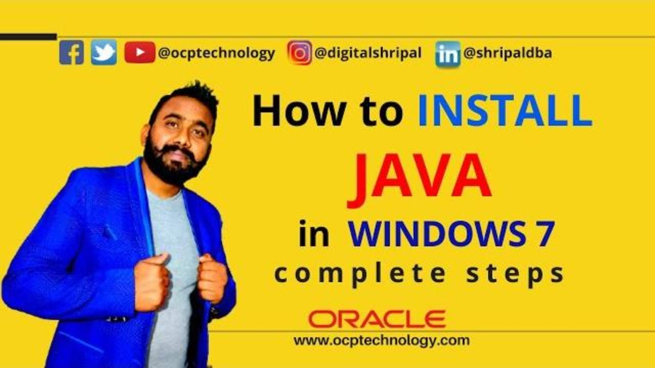 download java windows 7