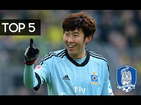 Top 5 Korean Soccer Players U25