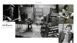 Voodoo Chile Tone Check - This is THE Tone From the Studio