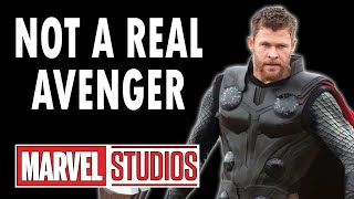 Why Thor Was Not A Real Avenger... Until Thor: Ragnarok ('MCU')