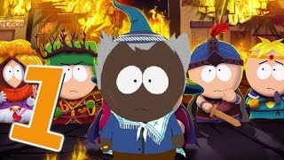 ДЖЕСУС В ЮЖНОМ ПАРКЕ! - (South Park: The Stick of Truth) #1