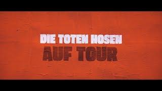 """Die Toten Hosen // Trailer - """"Weil du nur einmal lebst - Die Toten Hosen auf Tour"""""""