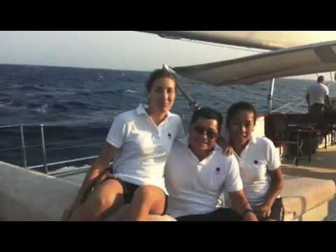 Sailing Time! parte 2