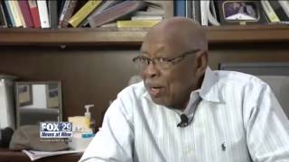 Local NAACP President reacts to Baltimore riots