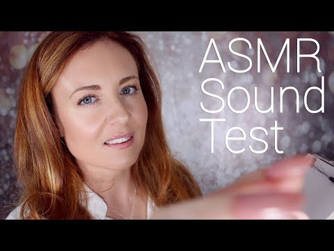 ASMR Sound Test w/ Extra Long Ear Exam & Cleaning