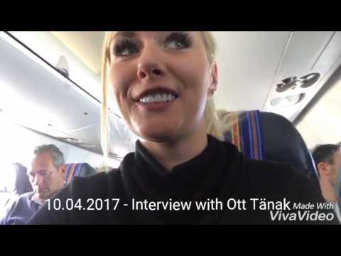 Interview with Ott Tänak, Estonian Worldclass Ralley Driver