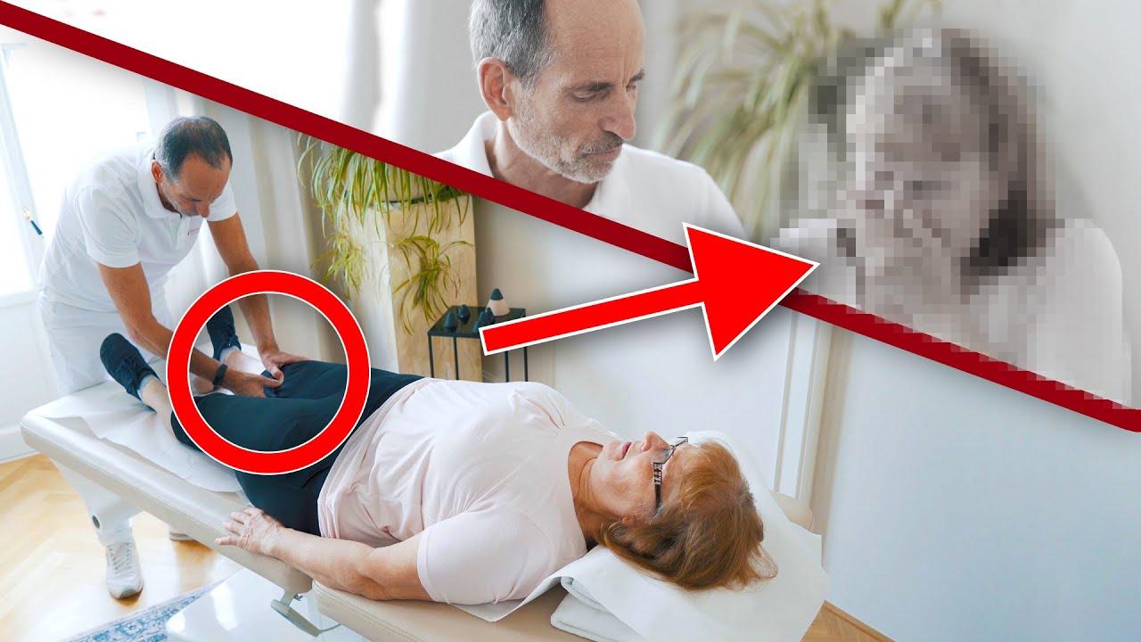 Knieschmerzen: Über 15 Jahre Leiden! Doch diese Behandlung..
