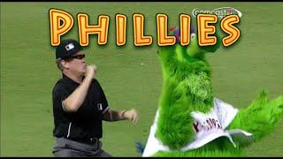 Philadelphia Phillies: Funny Baseball Bloopers