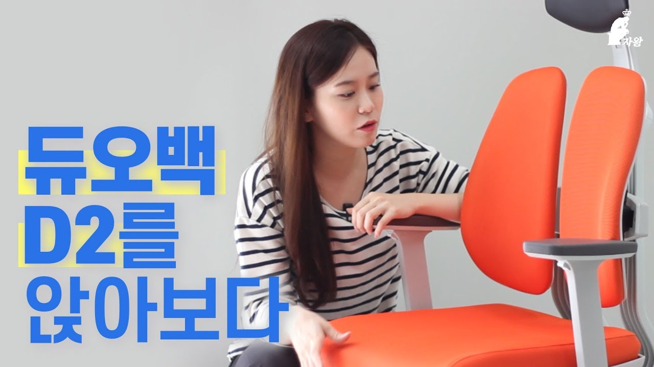 자왕 듀오백 D2 리뷰 - YouTube