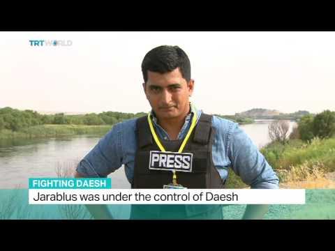 Fighting Daesh: TRT World's Ali Mustafa reports the latest updates on operation Euphrates Shield