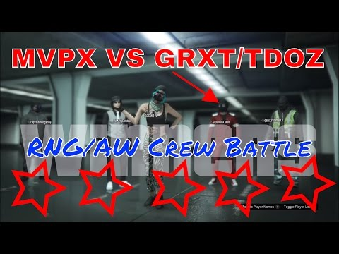 MVPX VS GRXT/TDOZ👀