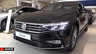 Volkswagen Passat 2020 R Line NEW FULL REVIEW Interior Exterior Infotainment