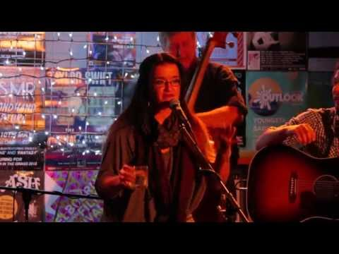 Jen Mize - Key Largo (Cover) with Scott Williams, Mark Sholtez & Garrett Kato