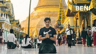 Controlling My BIG Mouth in Tense Yangon || Myanmar
