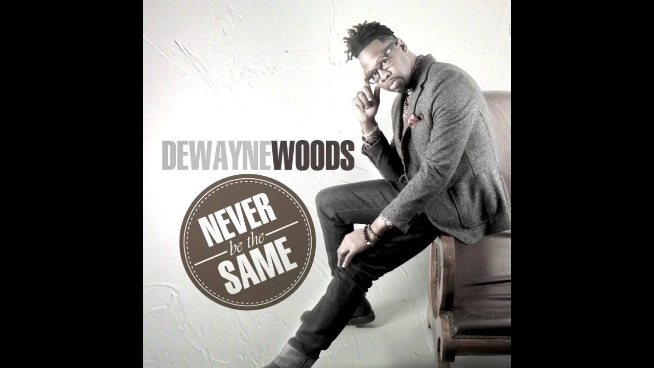 Dewayne woods gay