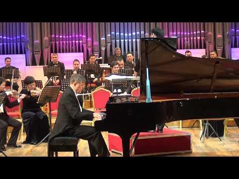 Oleg Marshev plays Rachmaninoff's Piano Concerto No.2, Op.18 I. Moderato