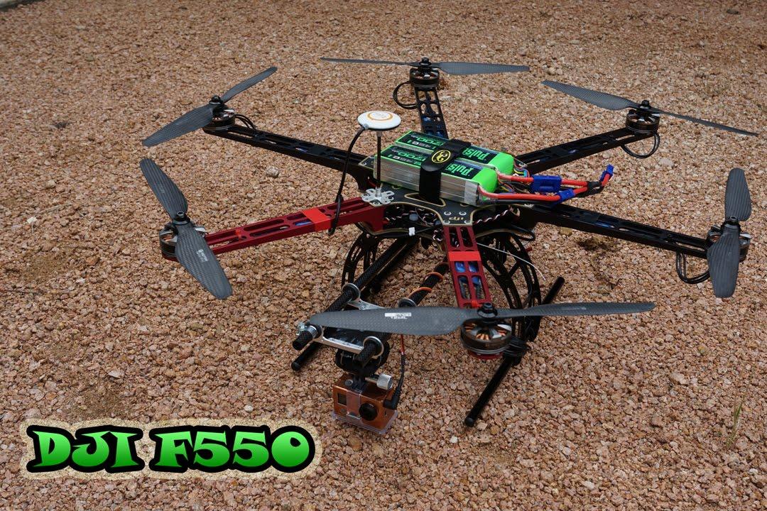 F550 For Sale >> T-Motor 4006 Motors w/ T-Motor 12x4 Props - F550 - YouTube