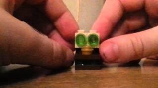 Как сделать аниматроника из лего