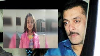 Indian Actor Salman Khan Tweets On Pakistani little zainab | #Justiceforzainab | Kya Ap Jante hain?