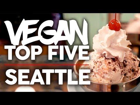 VEGAN TOP 5: Seattle
